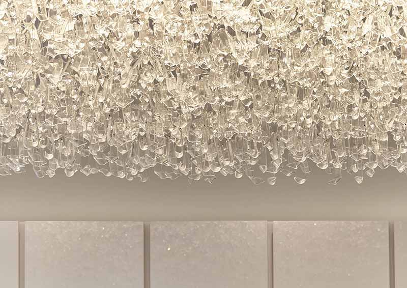Luxury Contemporary Chandelier Sea Flowers IV